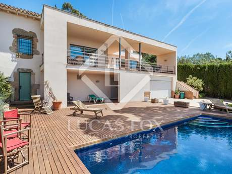 534m² villa for sale in Begur, Costa Brava