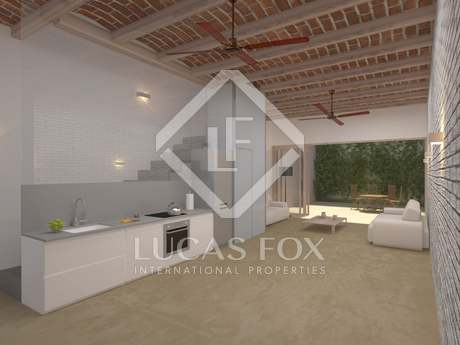 Preciosa casa adosada en venta en Vilanova i la Geltrú