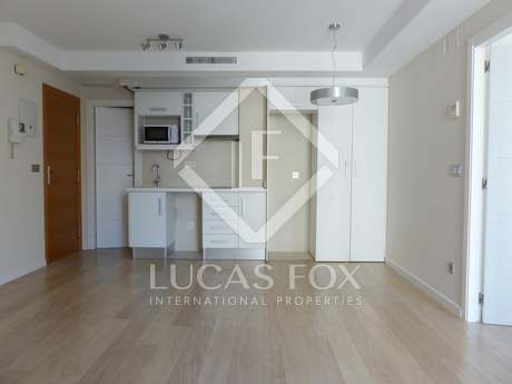 Sunny 1-bedroom apartment for sale in Valencia Old Town