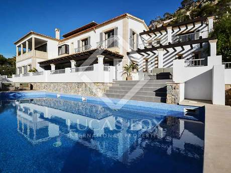 Beautiful villa for sale in Puerto Andratx, south west Mallorca