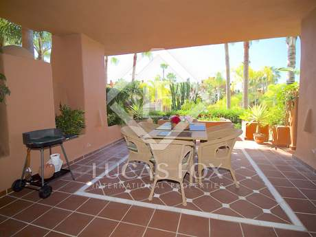 120m² Wohnung mit 40m² terrasse zum Verkauf in Nueva Andalucía