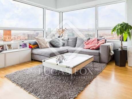 Apartment for sale in the city beach area of Diagonal Mar