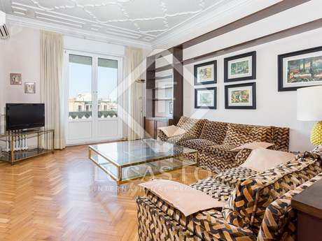 5-bedroom apartment for sale on Passeig de Gracia