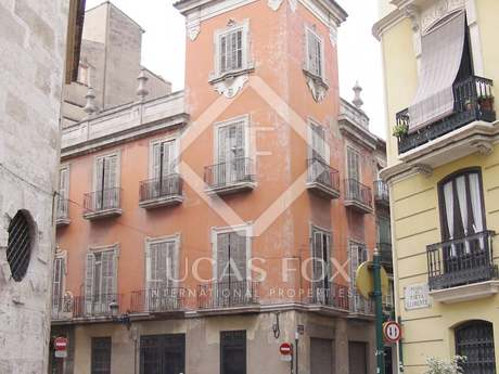 Historic building to buy in La Xerea, Valencia Ciutat Vella