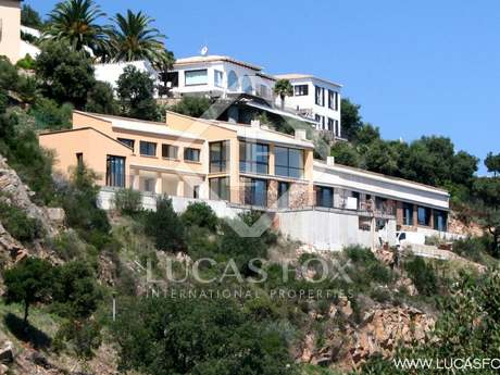 Luxury Costa Brava house for sale in Playa de Aro. Mas Nou