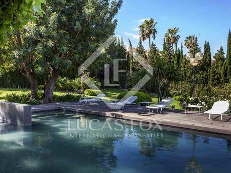 600m² Haus / Villa mit 2,600m² garten zur Miete in El Bosque / Chiva