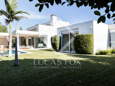 Luxury villa for sale in Santa Bárbara, Valencia