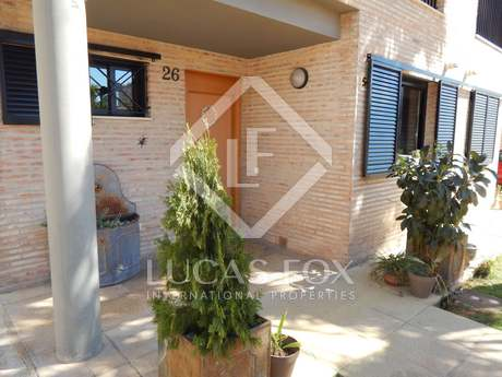 Beautiful terraced house for sale in Paterna, Valencia