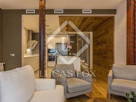 2-bedroom apartment for sale in the Salamanca area