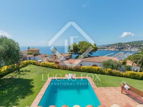 Coastal villa for sale on the Costa Brava