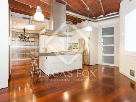 Квартира 220m² аренда в Грасия, Провинция Барселона