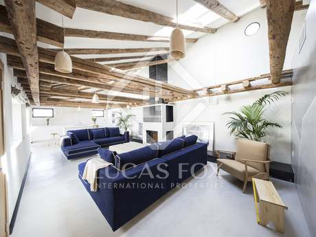 Gorgeous 4-bedroom penthouse for sale in Justicia, Madrid
