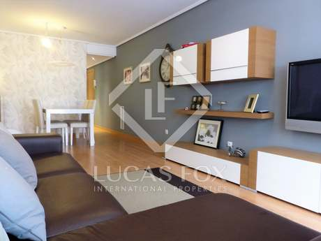 81m² apartment with 8m² terrace for rent in Patacona