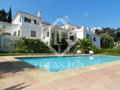 Beautiful house for sale in Valderrama Sotogrande, Andalucia