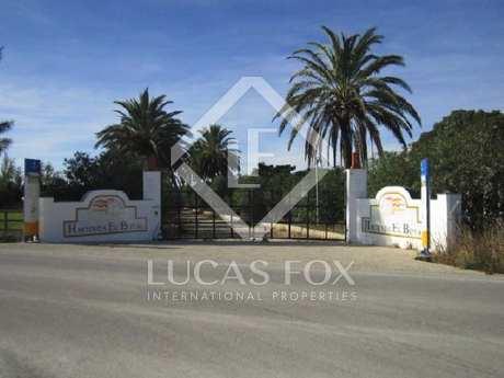 Large equestrian estate for sale near Jerez, Andalucia