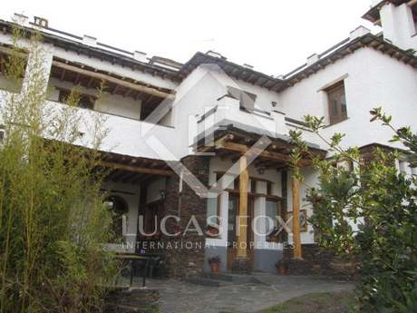 Country hotel with views for sale near Granada, Andalucia