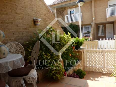 Terraced house for sale in Patacona