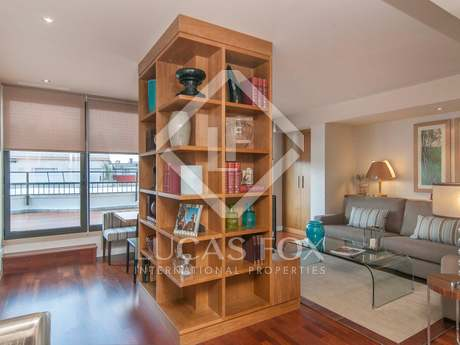 Brand new 3-bedroom penthouse for sale Barcelona zona alta
