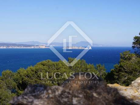 Large plot of land for development in Begur on the Costa Brava