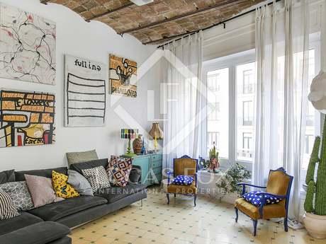 3-bedroom apartment for rent in Sant Gervasi
