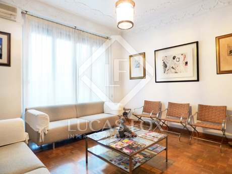 Luxury apartment with terrace for sale