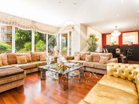 Renovated apartment for sale in Zona Alta