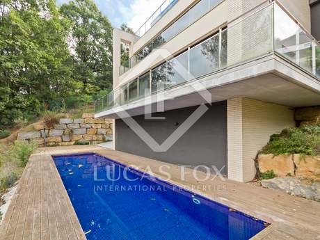 New house for sale in Sant Cugat, close to Barcelona city