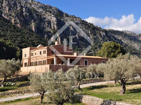 Beautiful country house for sale, close to Palma, Mallorca.
