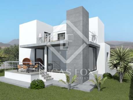 在 Dénia, Costa Blanca 208m² 出售 Plot