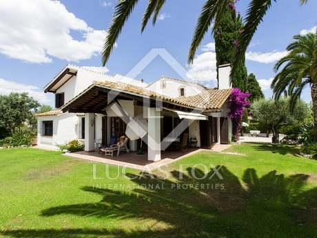 Villa de 323m² en venta en Sant Pere de Ribes, Sitges