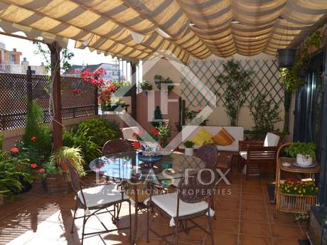 Impeccable duplex penthouse for sale, Sant Antoni, Valencia