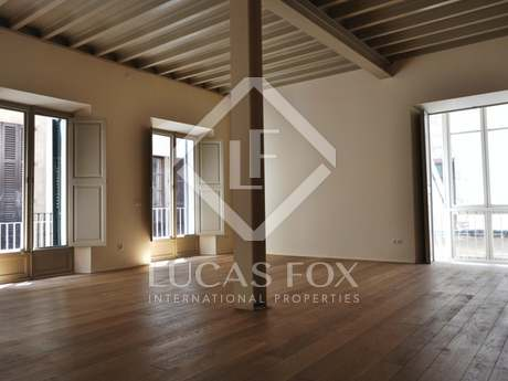 Luxury apartment for sale in central Palma de Mallorca.