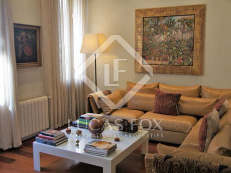 Exclusive apartment to rent next to Colón Market, Valencia