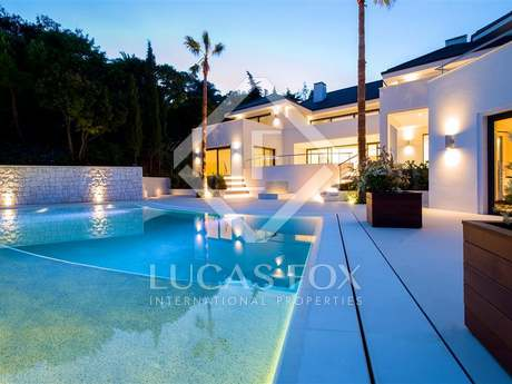 Wonderful villa for sale in La Zagaleta, Marbella