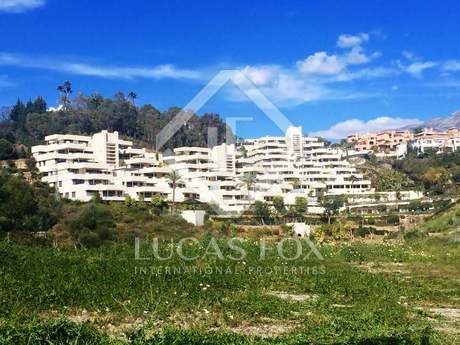 Renovated apartment for sale in Nueva Andalucía