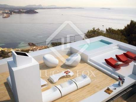 Luxury new build villa for sale in Santa Eulalia, Ibiza