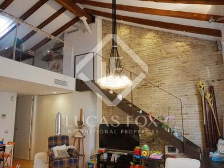 90m² Dachwohnung zum Verkauf in Gran Vía, Valencia