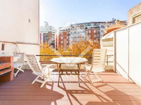 Apartamento de 3 dormitorios con terraza en venta, Paral·lel