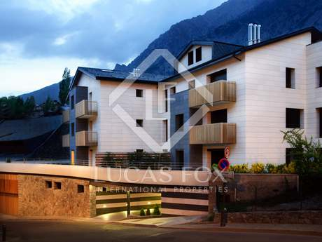 Brand new apartment development for sale in Andorra La Vella