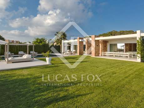 Modern villa for sale in San José, Ibiza