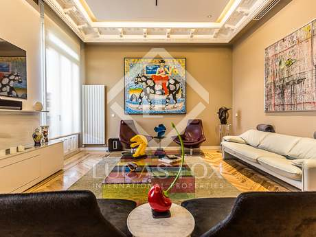 Renovated 3-bedroom property for sale in Recoletos, Madrid