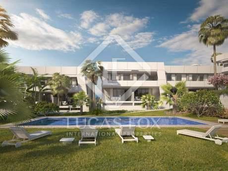 Casas nuevas en una promoción en Río Real, Marbella