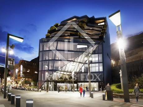Apartamento nuevo en venta en el centro de Andorra