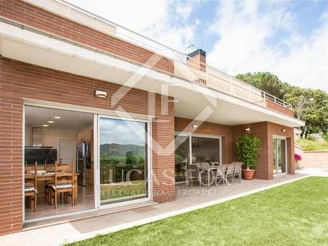 Stunning 5-bedroom house for sale in Argentona, Maresme