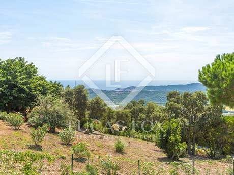 Playa de Aro building plot for sale