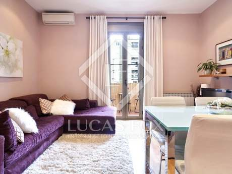 Apartment with rental licence for sale in Eixample Barcelona