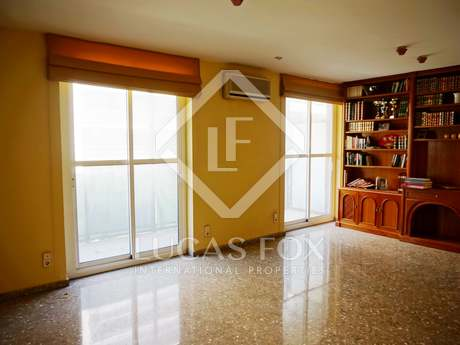 170m² apartment with a terrace for rent in El Pla del Remei