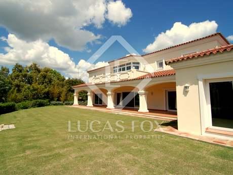 New villa for sale in Sotogrande Costa, Andalucia
