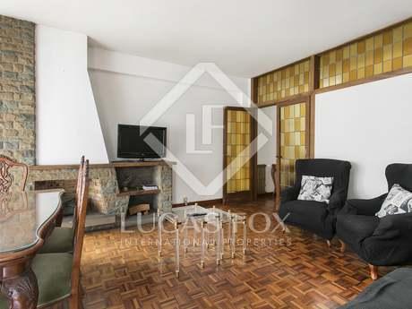 Appartement de 120m² a vendre à Les Corts avec 7m² terrasse