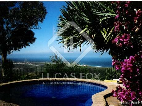 Exclusive ocean view house to buy, near Cascais